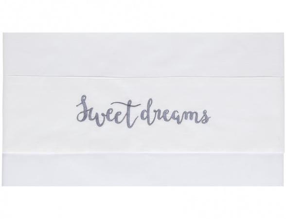 Bébé-Jou Ledikantlaken Fabulous Sweet Dreams 100 x 150 cm