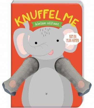 Imagebooks<br> Knuffel Me Kleine Olifant