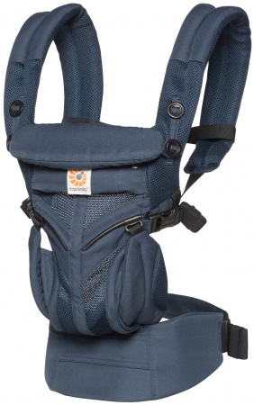 Ergobaby 360° Carrier Omni  Cool Air Mesh Midnight Blue
