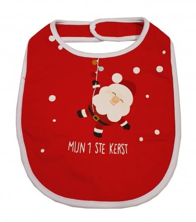 Sarlini Kerstslab Baby Rood