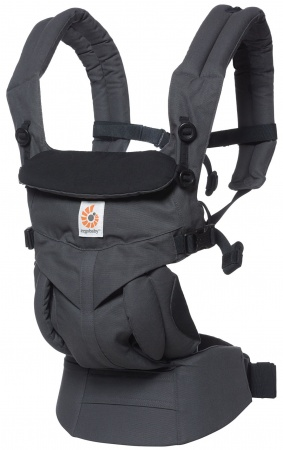 Ergobaby 360° Carrier Omni Charcoal