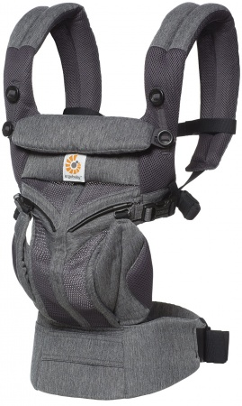 Ergobaby 360° Carrier Omni  Cool Air Mesh Classic Weave