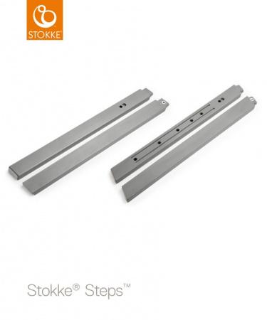 Stokke® Steps™ Chair Legs Beech Wood Hazy Grey