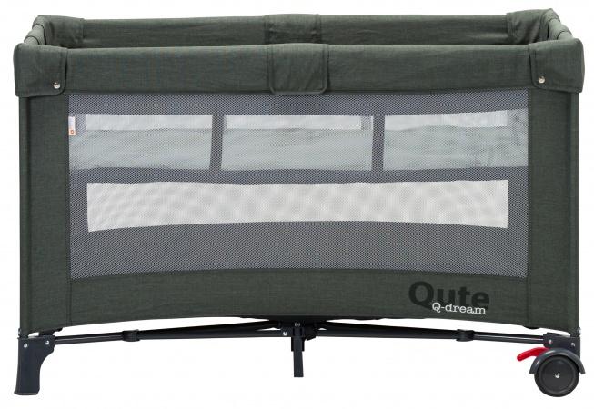 Qute Campingbed Q-dream Jeans Groen