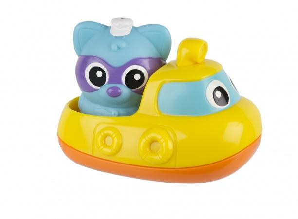 Playgro Rainy Raccoon's Musical Submarine