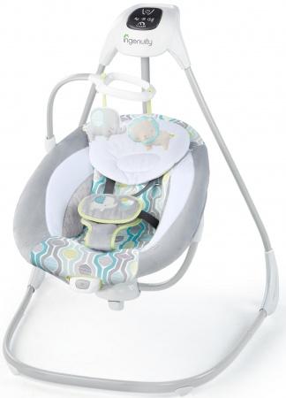 Ingenuity SimpleComfort Cradling Swing Everston