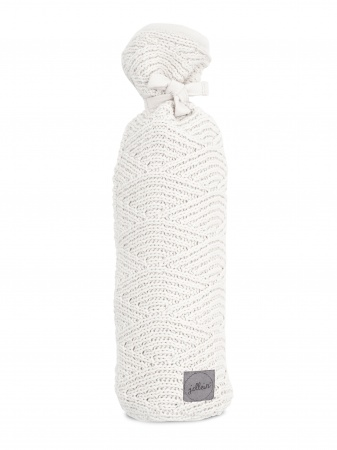 Jollein Kruikenzak River Knit Cream White