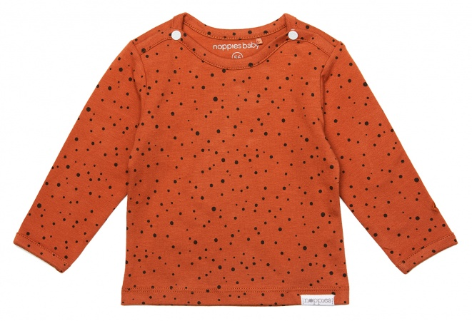 Noppies T-Shirt Kris Spicy Ginger