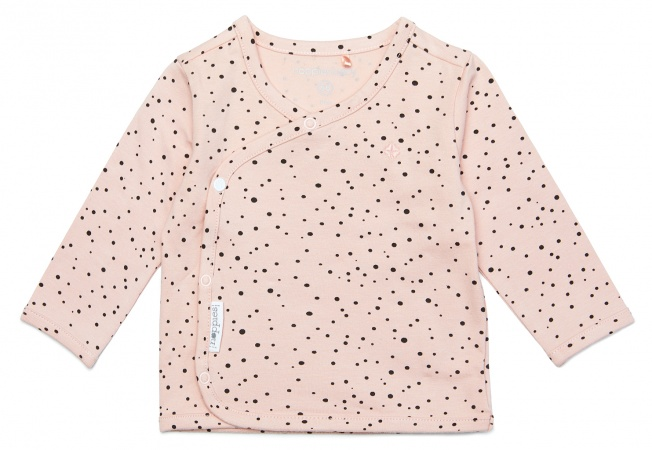 Noppies T-Shirt Overslag Lyoni Peach Skin