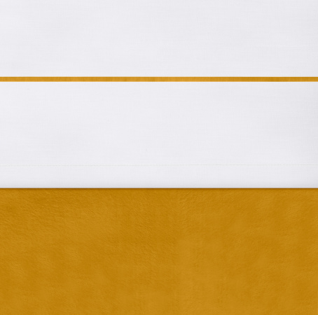 Jollein Laken Velvet Mustard 120 x 150 cm