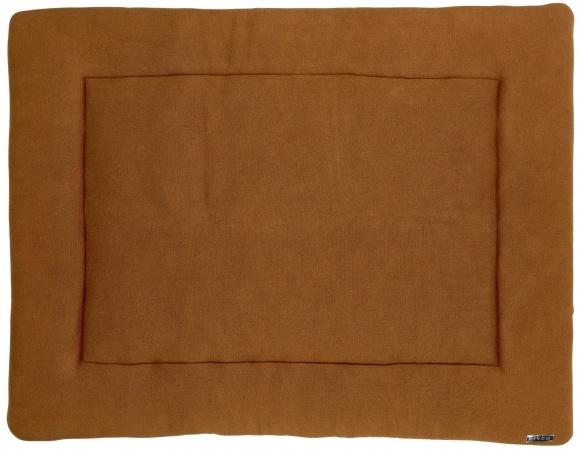 Meyco Boxkleed Knit Basic Camel<br> 77 x 97 cm