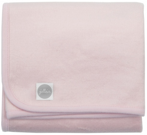 Jollein Wiegdeken Soft Pink <br>  75 x 100 cm