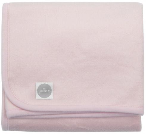 Jollein Ledikantdeken Soft Pink <br> 100 x 150 cm