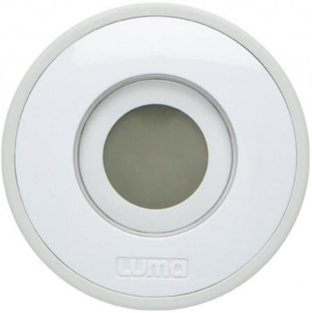 Luma Thermometer Bad Digitaal Light Grey