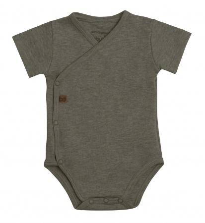 Baby's Only Romper Melange Khaki