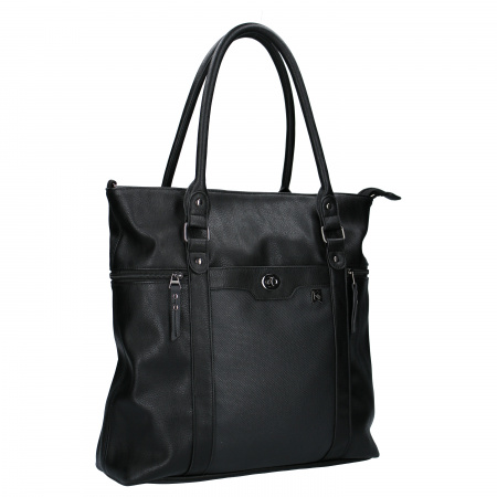 Kidzroom Diaperbag Shopper Precious Black