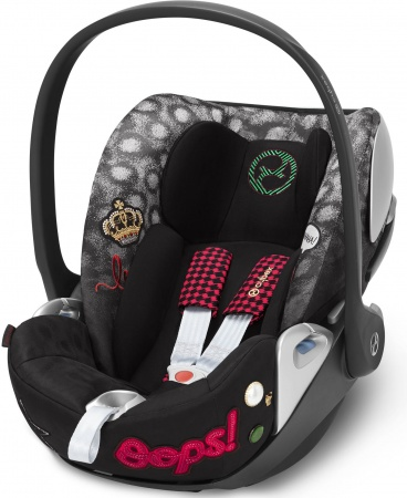 Cybex Cloud Z i-Size Rebelllious/Multicolor