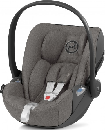 Cybex Cloud Z i-Size Plus Soho Grey/Mid Grey