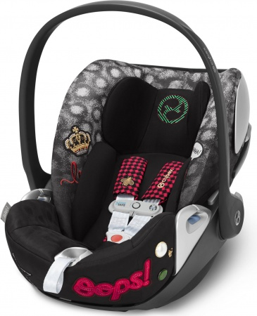 Cybex Cloud Z i-Size SensorSafe Rebellious/Multicolor