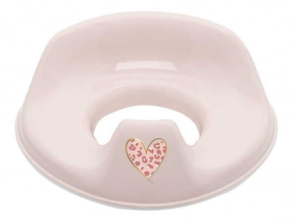 Bébé-Jou Toiletverkleiner De Luxe Leopard Pink