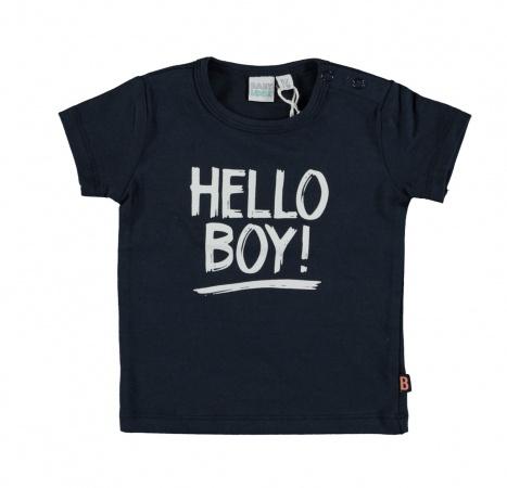 Babylook T-Shirt Korte Mouw Eclipse