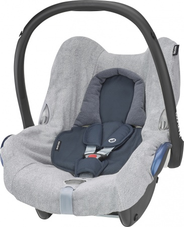 Maxi-Cosi Autostoelhoes Zomer Fresh Grey Pebble Plus/Rock/Cabrio Fix/Citi 2