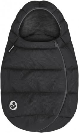 Maxi-Cosi Voetenzak Autostoel Essential Black