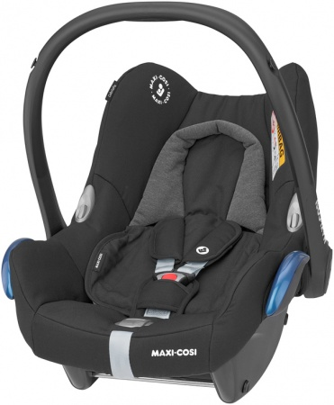 Maxi-Cosi CabrioFix Refresh Essential Black