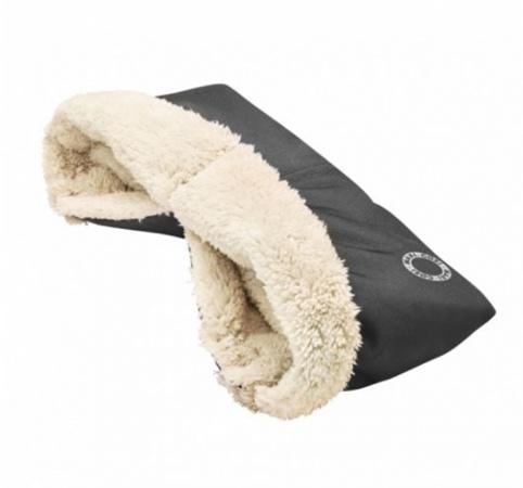 Maxi-Cosi Gevoerde Handschoenen Voor Duwstand Essential Black
