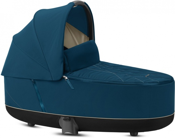 Cybex Priam Lux Reiswieg Mountain Blue/Turquoise