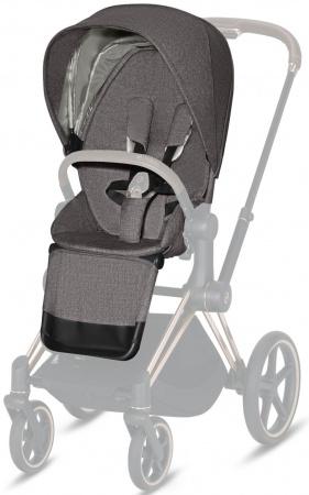 Cybex Priam Seat Pack Plus Manhattan Grey Plus/Mid Grey