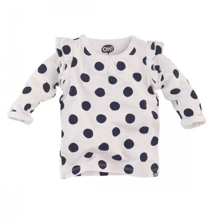 Z8 T-Shirt Dakota White Dots