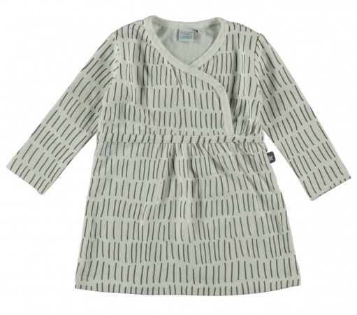 Babylook Jurk Stripe Snow White