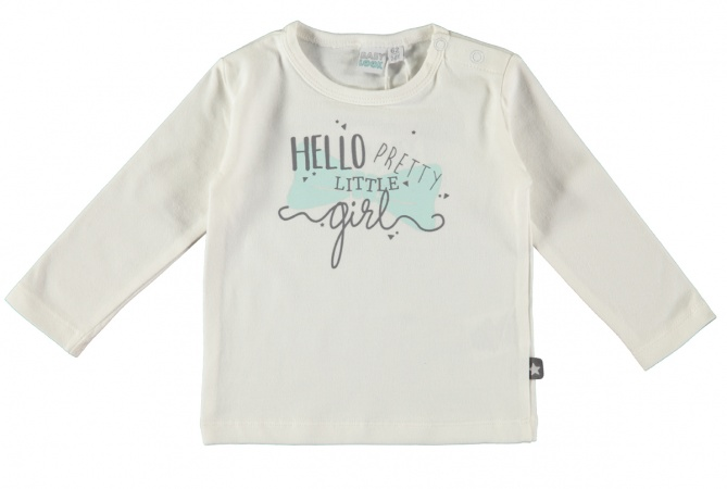 Babylook T-Shirt Hello Snow White