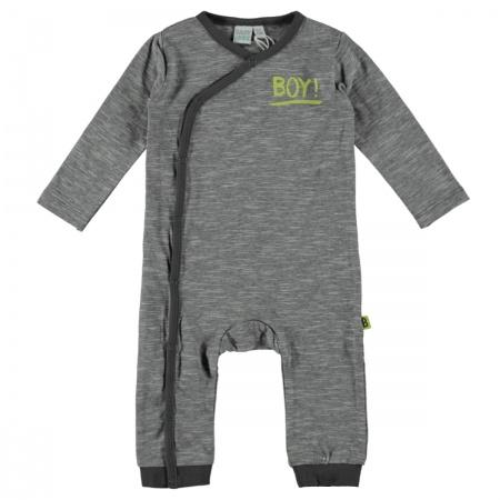 Babylook Boxpak Grey Melange