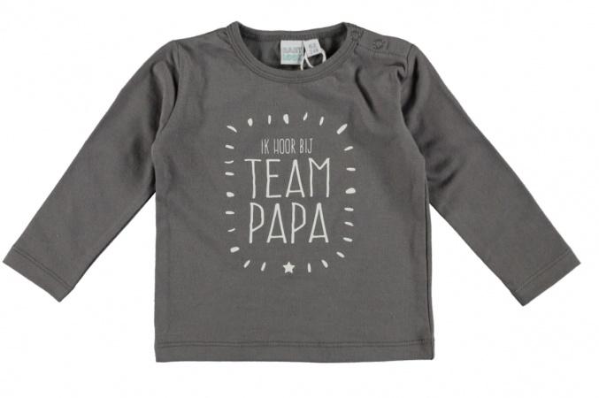 Babylook T-Shirt Team Papa Gargoyle