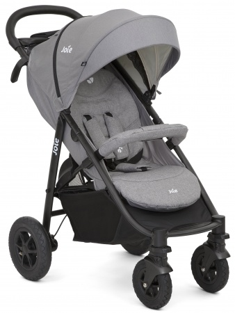 Joie Buggy Litetrax™ 4 Air Gray Flannel