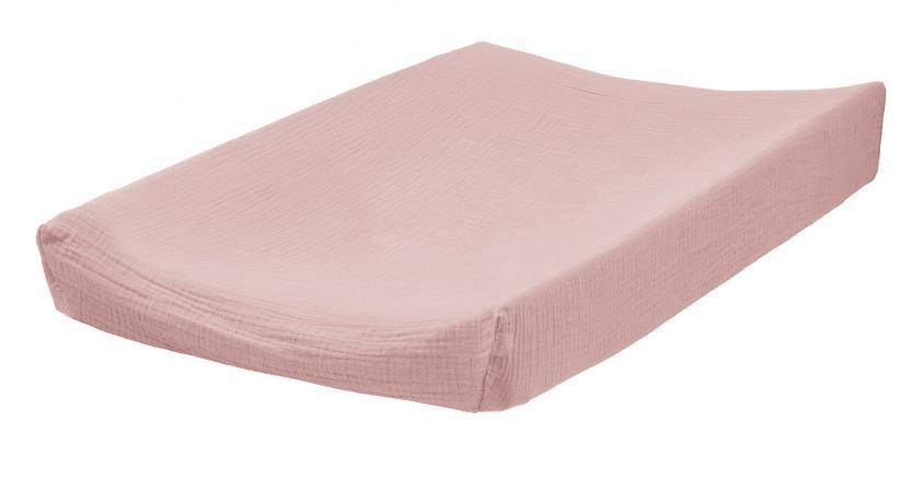 Cottonbaby Waskussenhoes Soft Oudroze