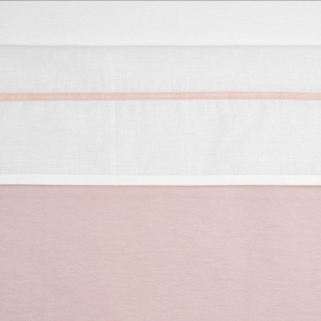 Meyco Laken Bies Velvet Roze <br> 100 x 150 cm