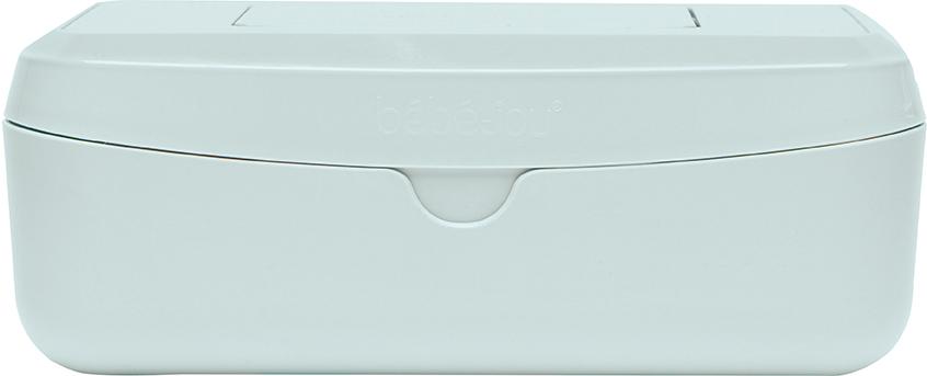 Bébé-Jou Easy Wipe Box Uni Mintgroen