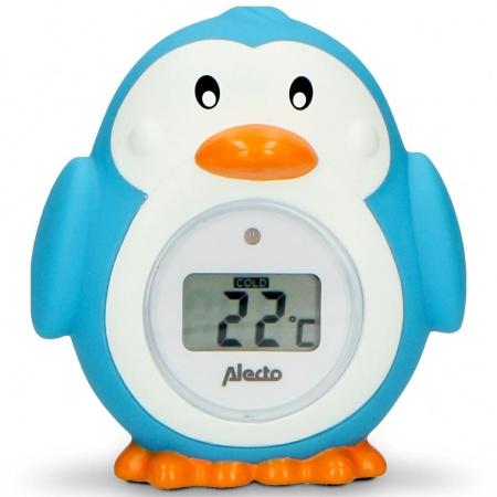 Alecto Thermometer Bad En Kamer Penguin