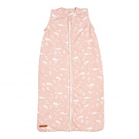 Little Dutch Slaapzak Zomer Ocean Pink <br>  90 cm
