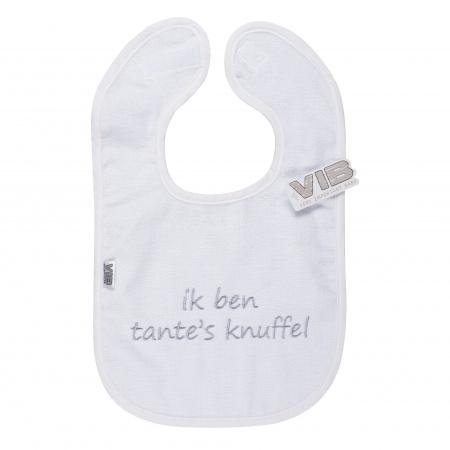 VIB Slabber Ik Ben Tante's Knuffel Wit