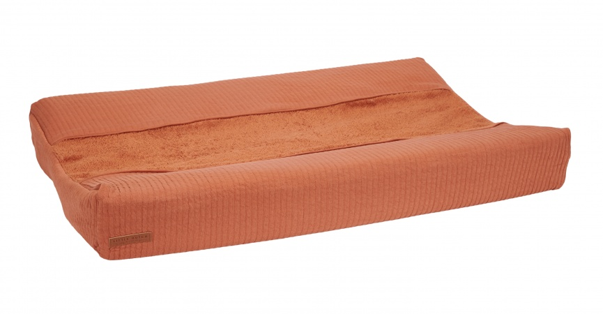 Little Dutch Aankleedkussenhoes Pure Rust 44 x 72 cm
