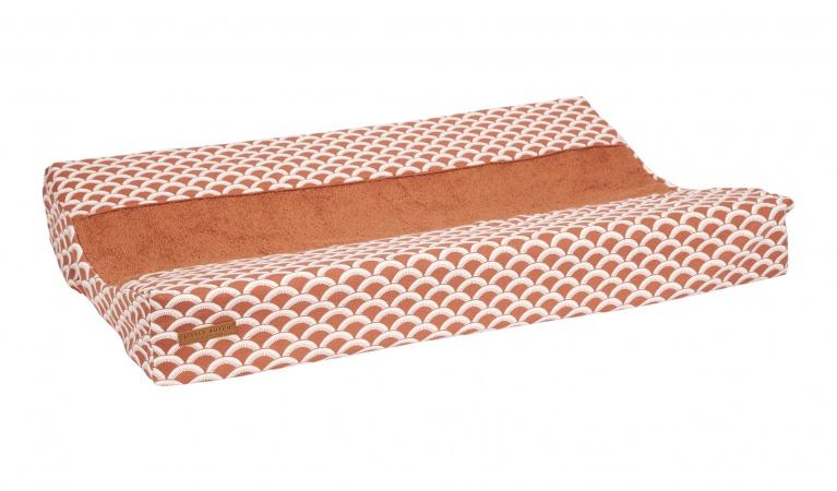 Little Dutch Aankleedkussenhoes Sunrise Rust 44 x 72 cm