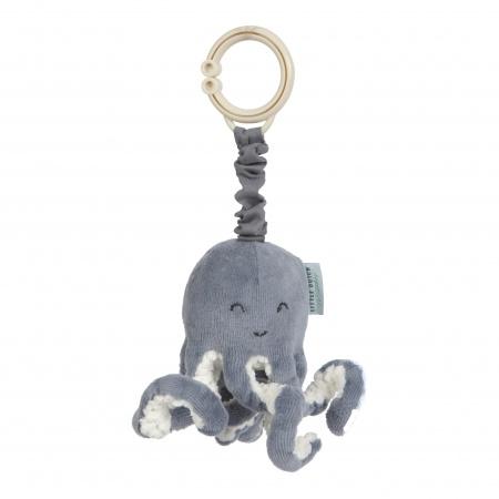 Little Dutch Trilfiguur Octopus Ocean Blue