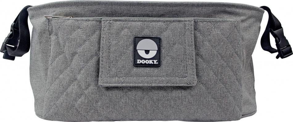 Dooky Buggy Organizer Grey Melange