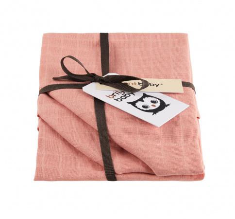 Briljant Hydrofiele Luiers Uni Pink (3 stuks)