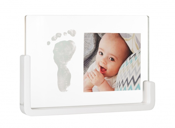 Baby Art Transparant Frame Crystal