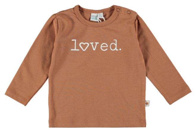 Babylook T-Shirt Loved Thrush